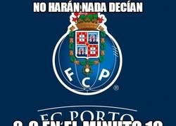 Enlace a El Porto no hará nada, decían
