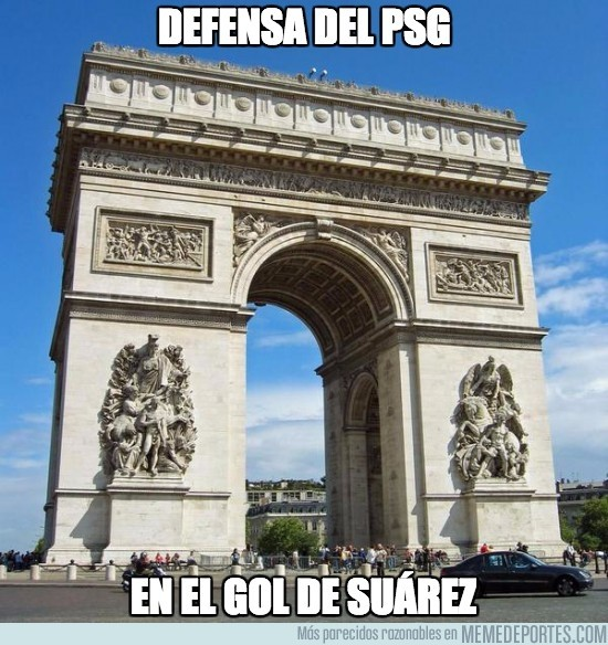 510014 - La defensa del PSG