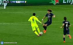 Enlace a GIF: ¡Otro golazo de Luis Suarez que pone el 0-3!