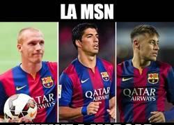 Enlace a La MSN ha vuelto a marcar