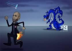 Enlace a Así se va Guardiola después de visitar al Porto