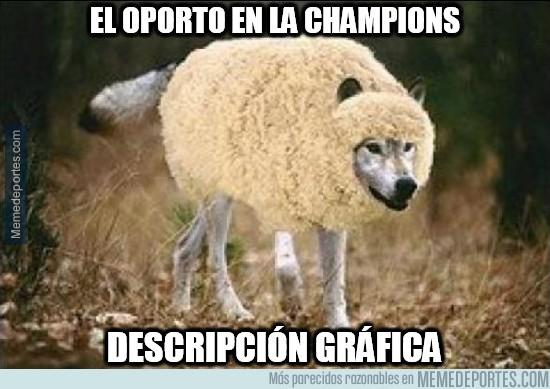 510786 - El Oporto en la Champions