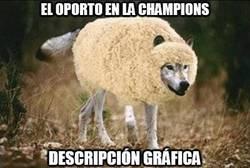 Enlace a El Oporto en la Champions