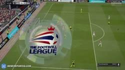 Enlace a GIF: No hay nada peor que te pase esto en la última jugada del partido en el FIFA