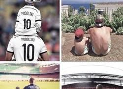 Enlace a Padrazo, nivel: Lukas Podolski