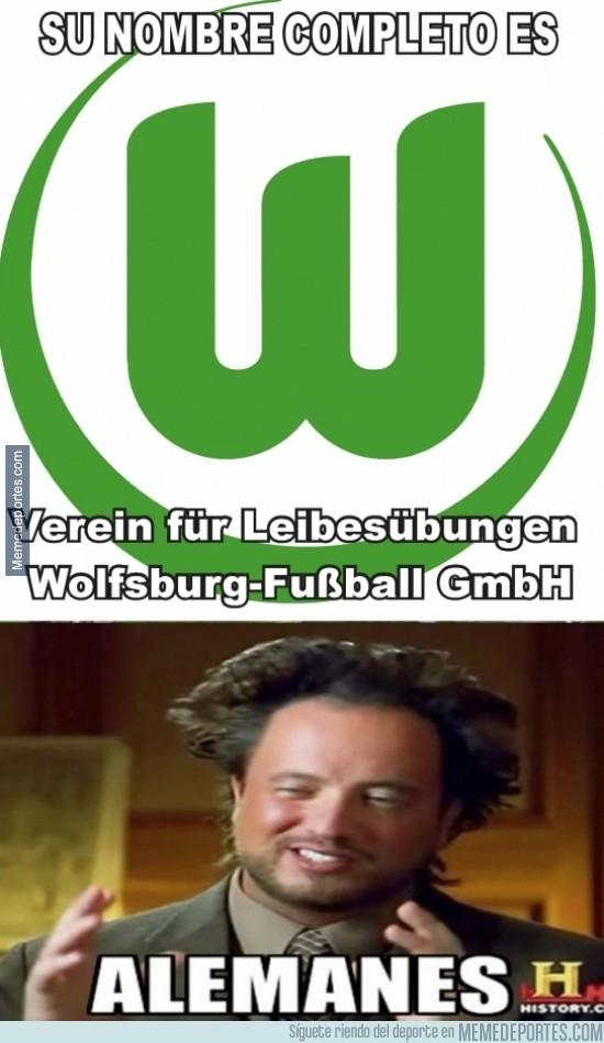 510902 - Partidazo Wolfsburg-Napoli, ¿A que no sabíais su nombre completo?