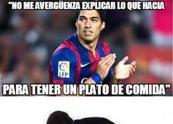 Enlace a Respect para Luis Suárez