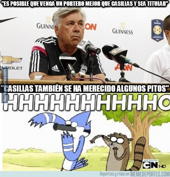 511493 - A Casillas se le va acabando el chollo