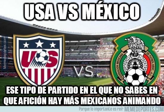 511612 - USA vs México
