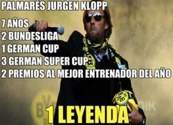 Enlace a El legado de Klopp en el Borussia Dortmund