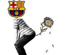 Enlace a El Barça en la primera parte frente al Valencia