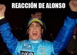 Enlace a Reacción de Alonso al pasar a la Q2 por primera vez con McLaren