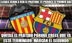 Enlace a Resumen del Barça-Valencia