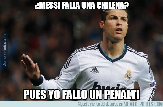 513801 - ¿Messi falla una chilena?