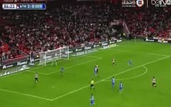 Enlace a GIF: El cuarto del Athletic frente al Getafe, de Susaeta