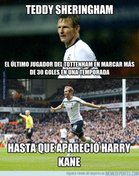 514948 - Kane se mete en los récords del Tottenham