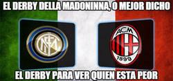 Enlace a Realidad del derbi de Milan