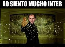 Enlace a Impresionante el nivel de Diego López en el derbi de Milan