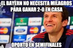 Enlace a Müller, gracias por adelantarnos el resultado
