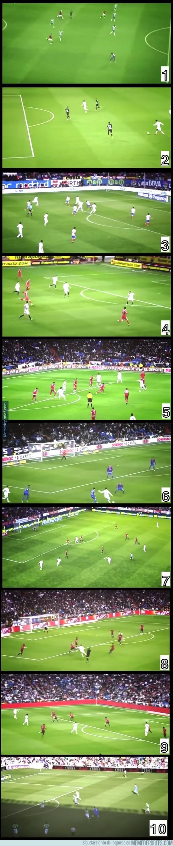 515622 - Un clásico de Cristiano: Sus 10 mejores goles desde larga distancia