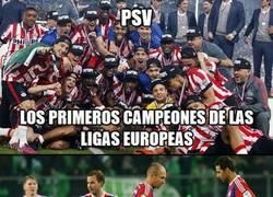 Enlace a El PSV se adelanta al Bayern