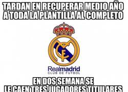 Enlace a Al Real Madrid le ha mirado un tuerto