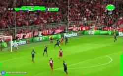 Enlace a GIF: ¡Doblete de Lewandowski! Manita en la primera parte del Bayern