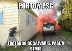 Enlace a Misión Imposible lo del Porto y PSG