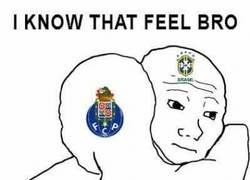 Enlace a El Porto haciendo un Brasil