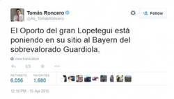 Enlace a Momento exacto en el que sabíamos que el Bayern remontaría
