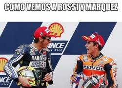 Enlace a Iron Marc y Capitán Rossi