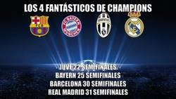 Enlace a Los 4 Fantásticos de la Champions