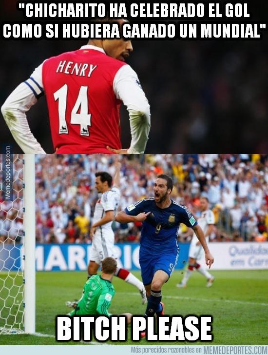 520309 - Definitivamente Henry se ha equivocado de persona