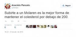 Enlace a El McLaren no mejora