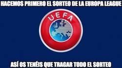 Enlace a Estos de la UEFA son muy listos