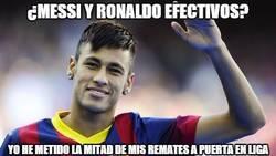 Enlace a La puntería es cosa de Neymar