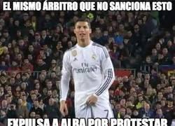 Enlace a Jordi Alba debería haber hecho igual