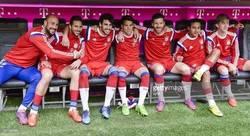 Enlace a ¿Banquillo del Bayern o de la selección española?
