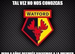 Enlace a ¡Felicidades al Watford!