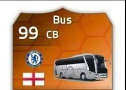 Enlace a ¡Mourinho usó 'Bus'!