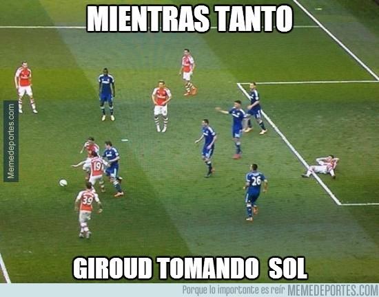 523434 - Mientras tanto, Giroud...