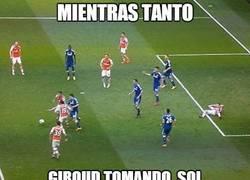 Enlace a Mientras tanto, Giroud...