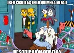 Enlace a La primera parte de Casillas frente al Celta