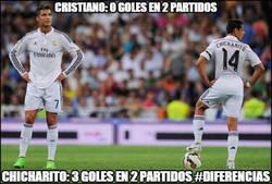 Enlace a La verdadera estrella del Madrid en los partidos importantes