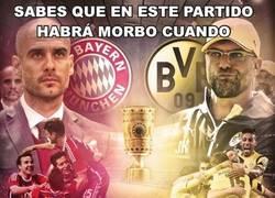 Enlace a Partidazo de la semifinal de DFB Pokal