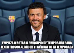 Enlace a Diferencias entre Luis Enrique y Ancelotti