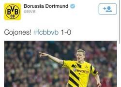 Enlace a Sabes que el BVB es un club especial cuando escriben tuits así