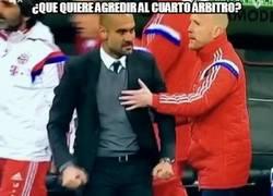 Enlace a Guardiola enfurecido