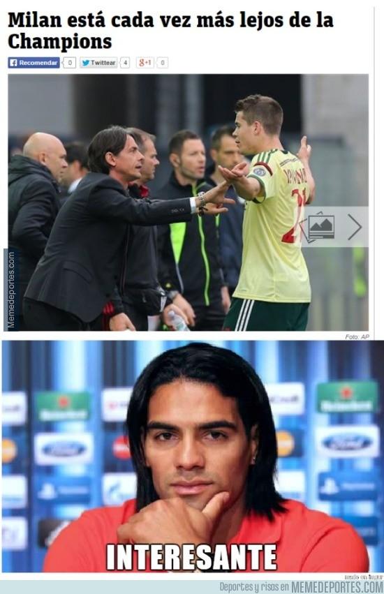526951 - El Milan le cae como anillo al dedo a Falcao