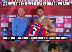 Enlace a La verdadera razón de la salida de Xabi Alonso del Real Madrid